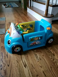 Fisher Price Laugh and Learn Crawl Around Car Ashburn, 20147