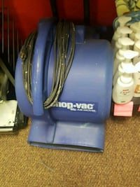 Shop vac air mover