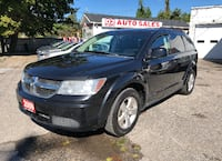 2009 Dodge Journey SXT/Certified/7 Passenger/1 Owner/Accident Free Scarborough, ON M1J 3H5, Canada