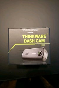 Thinkware H100 dashcam - brand new  Vaughan, L4J 8W7