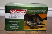 Family cooking set for campers New Tecumseth, L9R 0A8