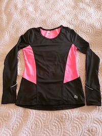 RBX long sleeve active wear- small Medford, 02155