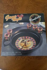 Roulette Drinking Game Desert Hot Springs, 92240