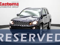 2016 Jeep Compass Latitude Hyattsville, 20784
