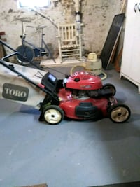 red and black Toro push mower Scranton, 18505