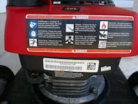 red and black Craftsman air compressor Fort Myers, 33901