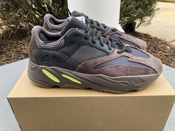 98819cf3c63cb Used New Adidas Yeezy Boost 700 Mauve Size 9.5 With RECEIPT for sale ...