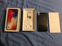 IPhone X. $800 firm goes for $1250 plus tax   Benson, 27504