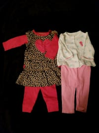 Baby girl clothes Fort Smith, 72903