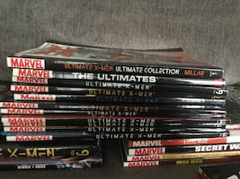 Marvel Ultimates graphic novel collection