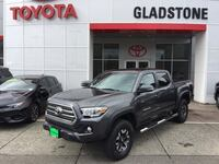 2017 Toyota Tacoma TRD V6 4WD One Owner Truck Navigation Bluetooth