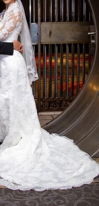 Wedding Dress Tulle and Lace  Toronto, M2N 7K2