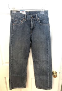 Levi's boys 550 relaxed fit jeans size 12 brand new Manassas
