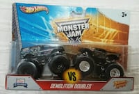 HOT WHEELS MONSTER JAM LUCAS CRUSADER AND DRAGONS BREATH Ontario, L4L 1V3