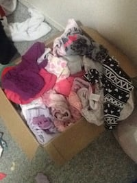 Full box of baby girl clothes 3-6 months Surrey, V3S 3M9