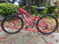 "GIRLS MARIN BAYVIEW 24"" BIKE Was $335 New In great condition     Palo Alto, 94301"