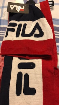 Fila toque and scarf new with tags Toronto, M9W 3G6