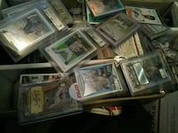 assorted baseball trading card collection Northfield, 44067
