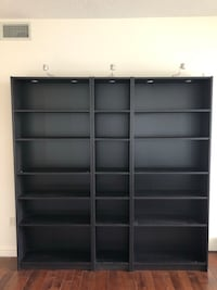IKEA billy bookcase  Montréal, H3A 0B1