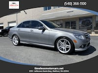 2010 Mercedes-Benz C-Class for sale Stafford