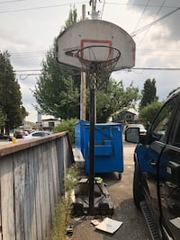 Basketball hoop Burnaby, V5C 2J6