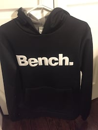Black Bench Pullover Hoodie Toronto, M2H 1R4