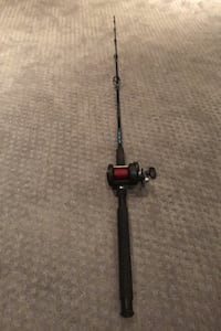 Okuma fishing pole