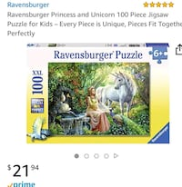 ravensburger puzzle for kids  Stafford, 22556