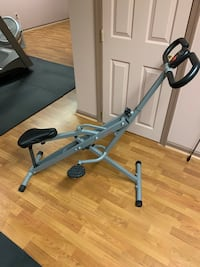 Upright Row n Ride Exercizer Gaithersburg, 20878