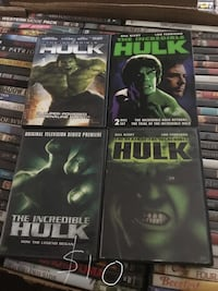 All 5 hulk movies Las Vegas, 89121