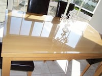 ❗GLASS TABLE TOP PROTECTION❗  Cambridge