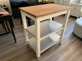 Kitchen Table Stand