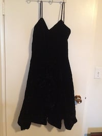 Le Château black dress size M Burnaby, V5H