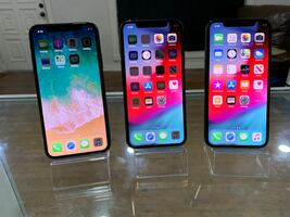 iPhone X for AT&T and Cricket