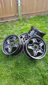 17 inch Ford Fusion wheels.  Wheels only Norfolk, 23510
