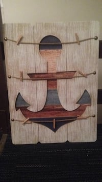 Anchor Wall Clothes pin Picture Hanging  Huntingtown, 20639