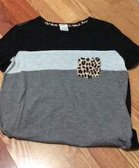 Cheetah pocket PinkVS shirt  Silver Spring, 20902