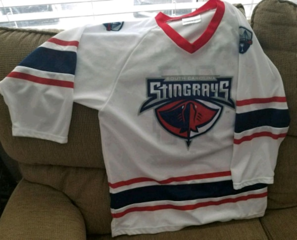 Used Stingrays youth XL Hockey Jersey for sale in Ladson - letgo 089d73f6102