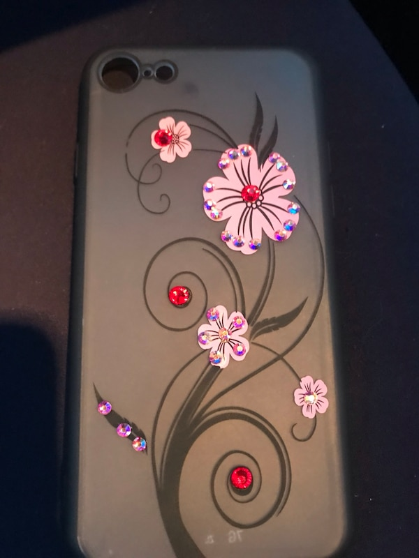 iPhone 7 case used once