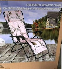 Oversized Relaxer Lounge Chairs  Mississauga, L5T 2P3