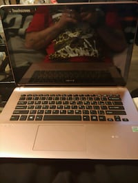 Pink sony vaio laptop win 8 needs charger Kitchener, N2M 5A5