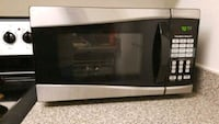 black and gray microwave oven Redmond, 98052