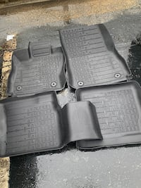 lincoln continental floor mats great condition Hyattsville, 20784