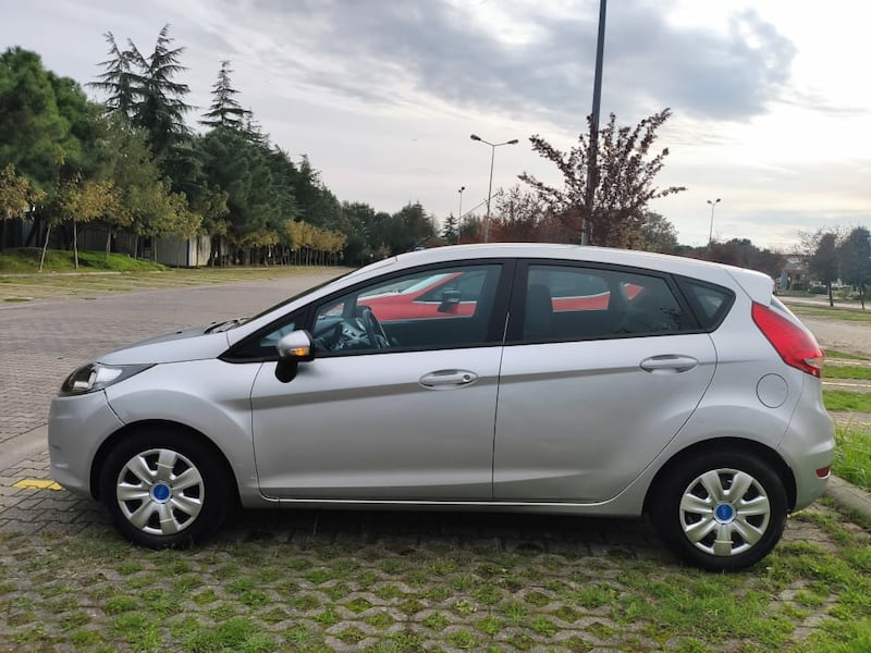 2011 Ford Fiesta 5K 1.4 68PS TDCi TREND 2