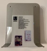 Umbra Conceal Book/Record Display Shelf (brand new, 5 available) Toronto, M9B 0A2