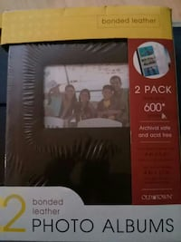 New in package Bonded Leather Photo Album Beaverton, 97007