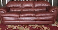 REAL LEATHER Couch Set (WITH FREE DELIVERY) London, N6A 1C9