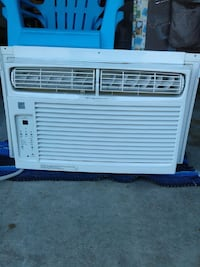 white Frigidaire window-type air conditioner Boiling Springs, 17007