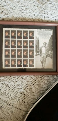 1996 james dean collection stamps Shirley, 11967