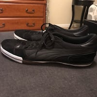 Puma | Men's Black Sneakers or Tennis Shoes | Sz 9.5 Phoenix, 85054